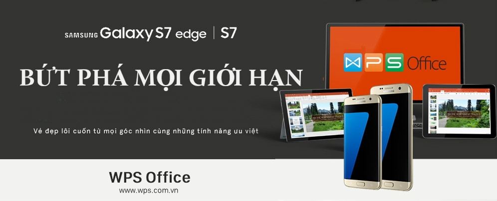 Khuyen mai WPS Office S7